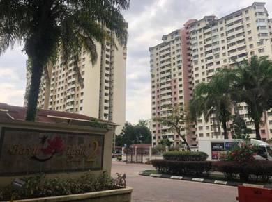Bayu Tasik 2 Condominium, Bandar Sri Permaisuri Cheras, Kuala Lumpur
