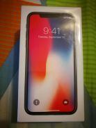 New iPhone X 64GB. Hargaa 13OORM jer