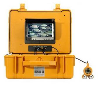 Sony CCD Underwater Fishing Camera With 7 Inch Mon