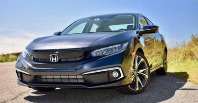 Honda Civic FC Facelift 2020 Rs Front Grille New
