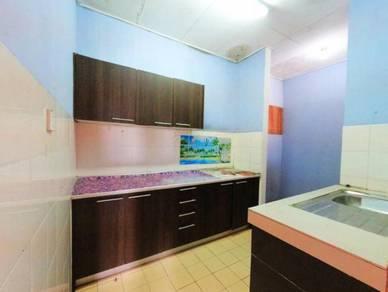 HARGA MURAH SANGAT Apartment Laguna Biru Fasa 1 Kundang Kuang Rawang