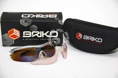 Briko Endure Pro Evo sunglasses - 2 lenses