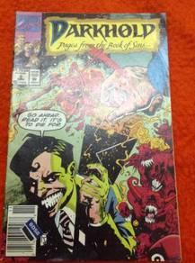 Darkhold comic