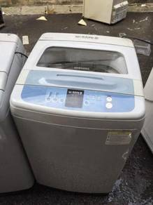 Samsung 7.5kg washing machine automatic top load