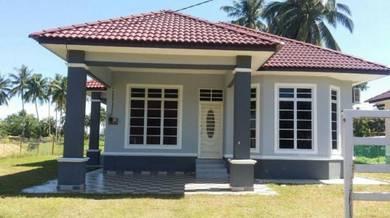 Raisya Homestay di Kampung Perupok, Bachok