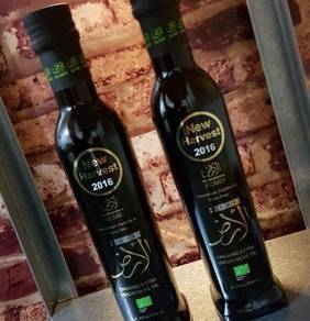 Palestein Organic Extra Olive Oil 250ml