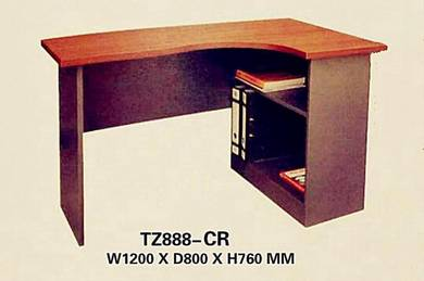 Office Furniture / L Shape Table Model TZ888-CR