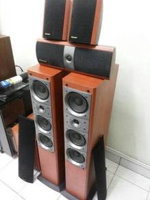Pioneer h.t 5.1 system