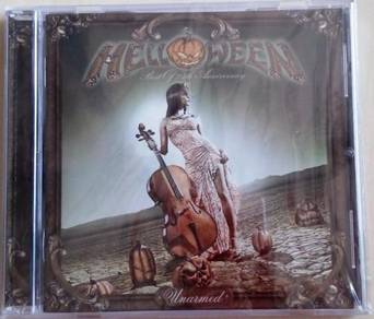 IMPORTED CD Helloween Best of 25th Anniversary CD