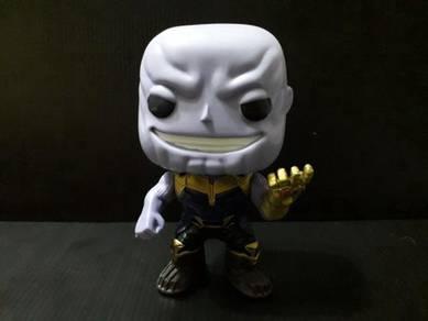 Marvel Avengers POP KO Thanos Repaint Tesco Neca