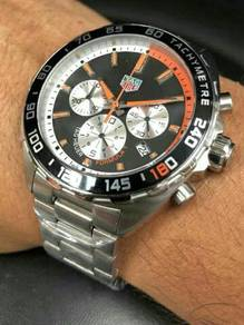 Steel tag watch