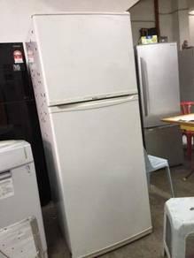 2 Doors Elba Refrigerator Peti Sejuk Ais Ice Recon