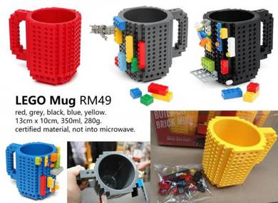 LEGO Mug Cup