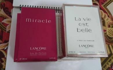 Miracle & laa vie estee belle