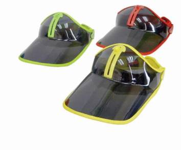 Sun Shade Cap (2in1)
