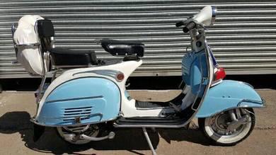 Vespa Super 150 Tahun 1966
