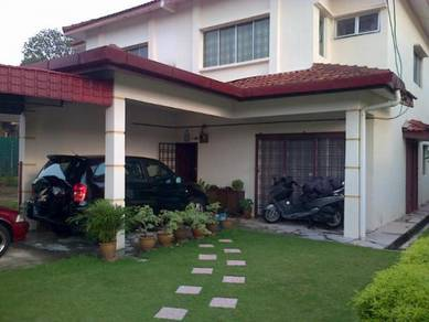 Fully Renovated & Furnished Double Story Semi-D in Seremban 2 for Sale
