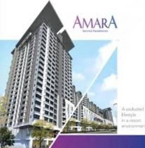 Amara Condo [ Low rental ] basic unit, near KTM