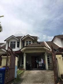 2 STOREY, GATED GUARDED, extended kitchen, Seksyen 8, Shah Alam
