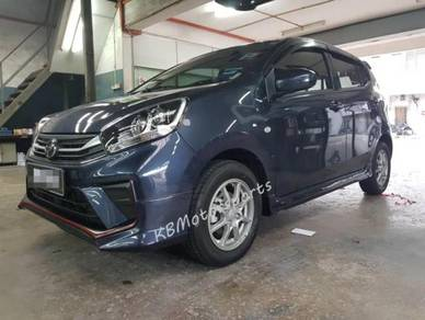 Perodua Axia 2020 Gear Up Bodykit With Spray Color