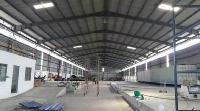 Superb Factory in Klang for Rent.!! Very Good Rental Rate!!