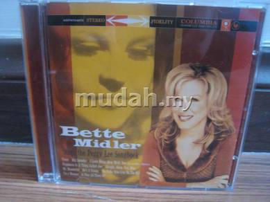 CD Bette Midler - Peggy Lee Songbook