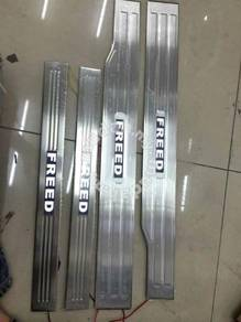 Honda freed led side sill plate door side step