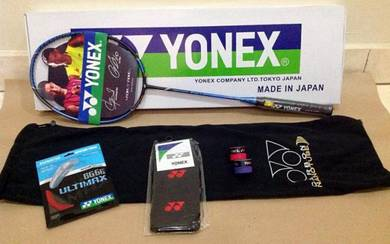 7in1 Package Yonex Voltric FB B/Blue SP Spec 2017