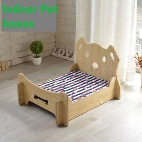 Pet Bed DIY Cat House, Pets Cage Sangkar Kucing