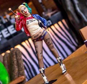 Suicide Squad Harley Quinn Crazy Toys 1/6 statue