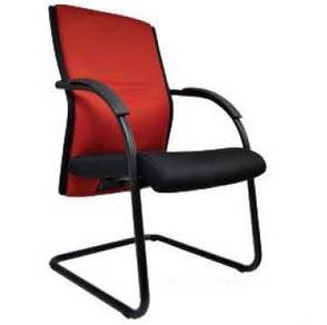 Simple Visitor Guest Chair OBCF903 Klang Puchong