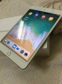Ipad Mini 4 64gb Cellular + Wifi space gold