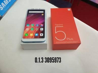 Xiaomi redmi 5 plus (64gb) fullset