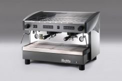 (New) Espresso Machine, 2 Group, made in Italy