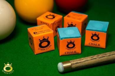 Original Omin Snooker Cue Chalk