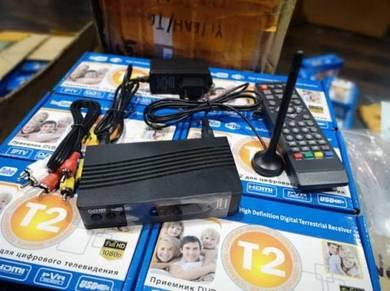 DVB T2 MyTV Freeview Decoder HD Digital TV