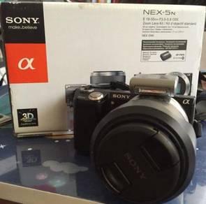 NEX 5N Kit black