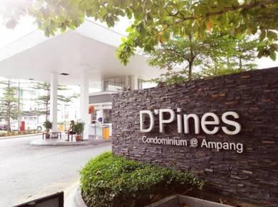 Ampang D'Pines Condominium Near KLCC