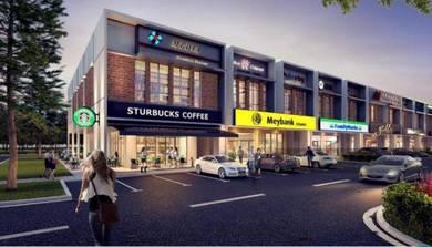 New project 2sty shop kajang selangor