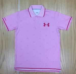 Under Armour Collar Tee #5 Used