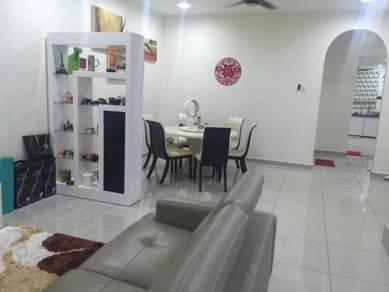 22X80 2sty Terrace , Taman Seri Juru , Renovated