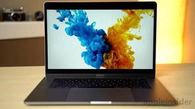 MacBook Pro 15 CORE i7 2.8GHZ 16GB/256GB SSD 2017