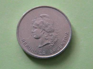 Argentina 10 Centavos 1983 [Kod : A0203]