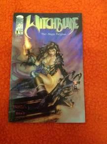 Witchblade comic