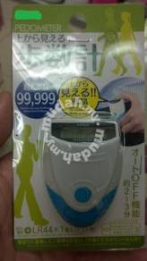 Fitness Pedometer Japan pengesan langkah