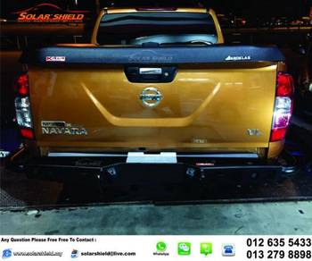 Nissan Navara Rear Bumper Heavy Duty Read more