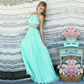 Women Maxi Dress (WCXHT28328)