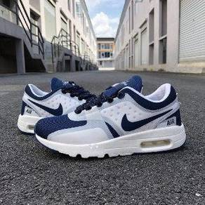 Nike Airmax Zero Blue/White