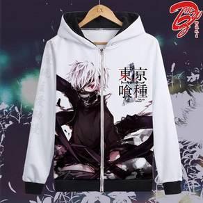Anime Tokyo ghoul Kineki sweater hoodie