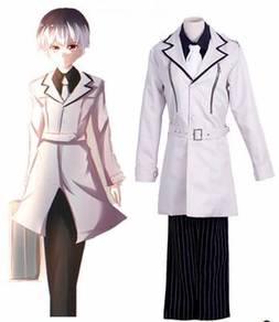 Tokyo ghoul Sasaki Haise cosplay costume